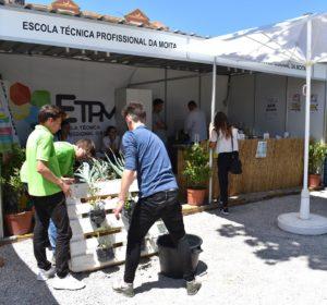 Dieta Mediterrânica no espaço ETPM da 15.ª Biofesta, na Moita