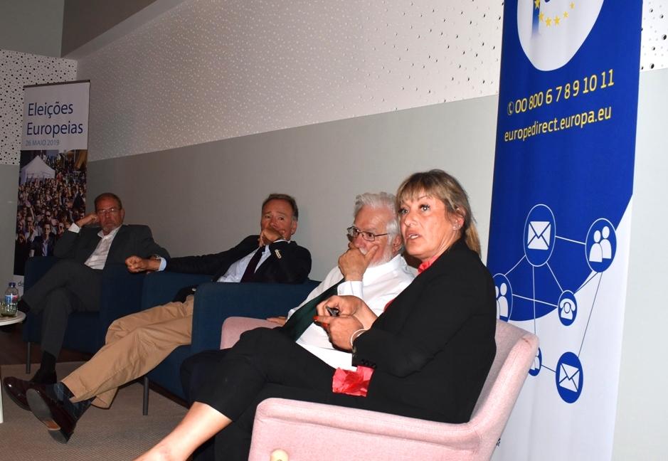 ETPM acolheu Conferência A Europa – Que Futuro?