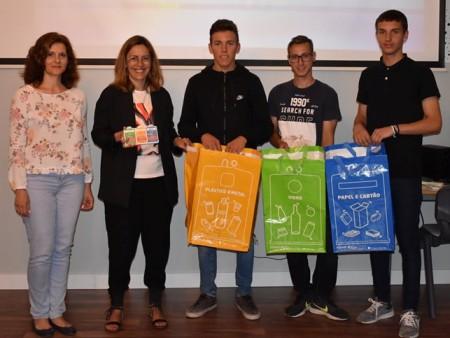 Jovens de Soldadura e Amarsul assinalam  Dia Mundial do Ambiente