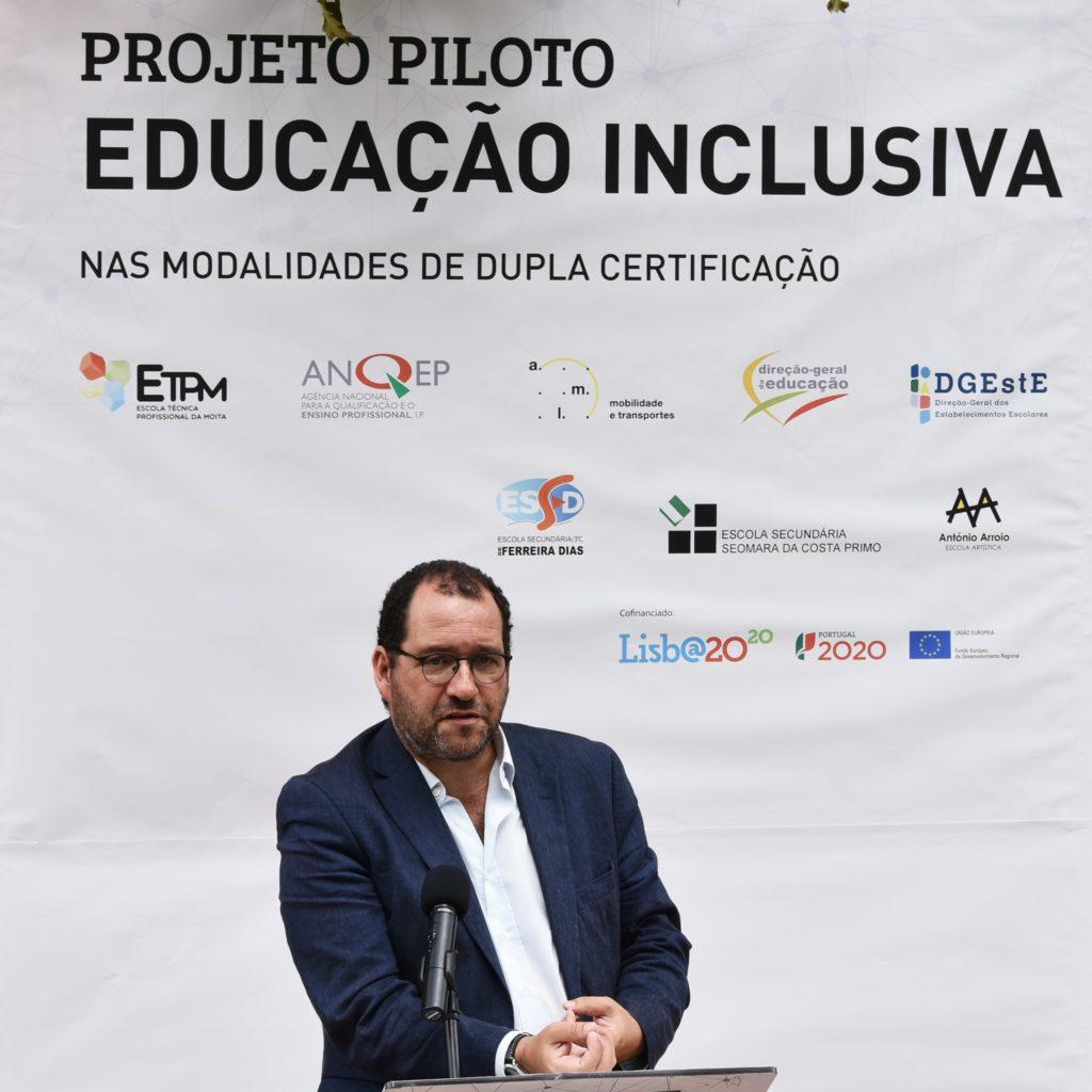 ETPM aposta na Educação Inclusiva no lançamento de Piloto