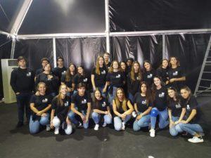 Jovens de 10.º ano de Eventos visitam Endemol