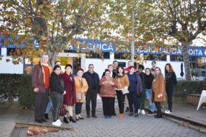 ETPM apresenta Projeto Educativo a Professores Romenos