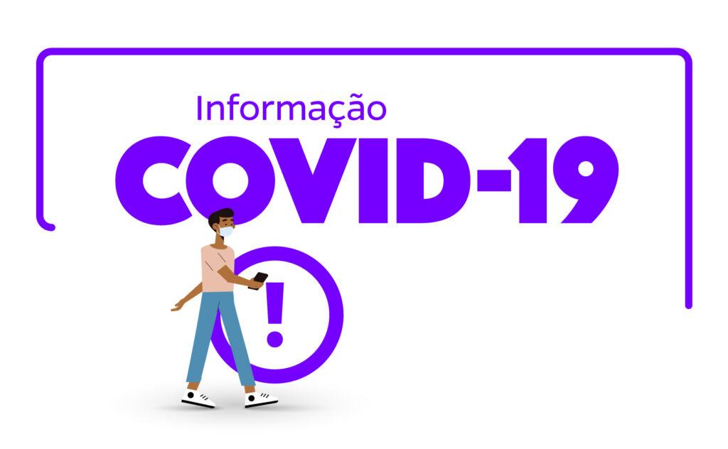 Informação dirigida aos encarregados de educação e famílias – COVID-19