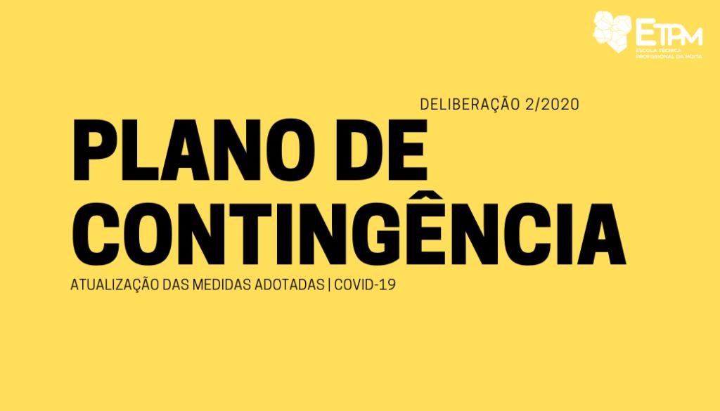 Plano de Contingência 03.2020